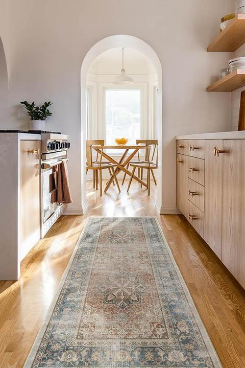 oriental kitchen rug