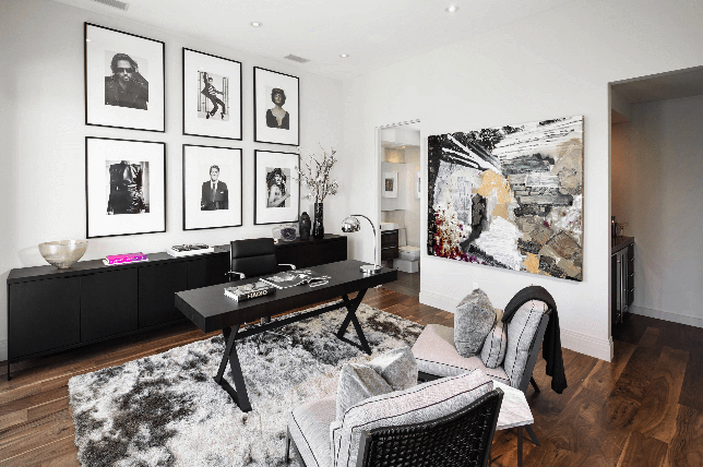 Get To Work - 18 Creative Home Office Decorating Ideas
