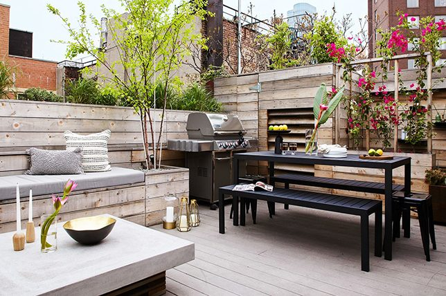 Make The Best Of Your Outdoor Space With These Smart Deck Ideas
