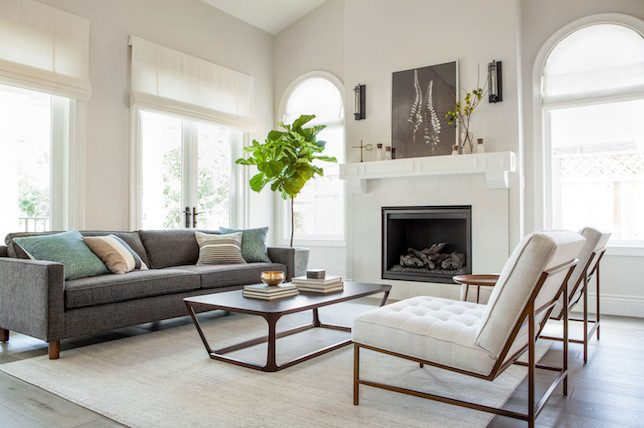 Here's How To Decorate A Small Living Room