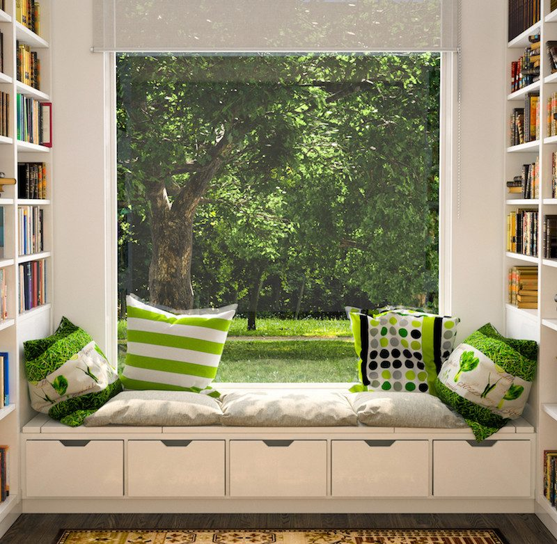 Dreamy Reading Nooks for Every Type of Space